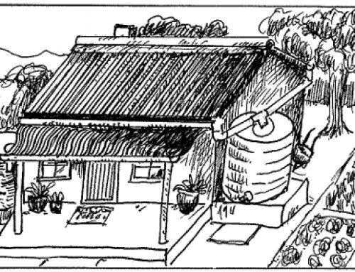 Roof tanks