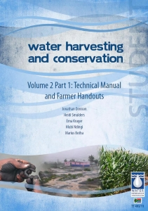 Water harvesting and conservation
